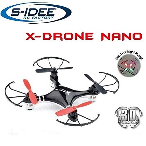 s-idee® 01162 | H107 Quadcopter 4.5 Kanal 2,4 Ghz Quadrocopter RC ferngesteuerter Hubschrauber/Helik